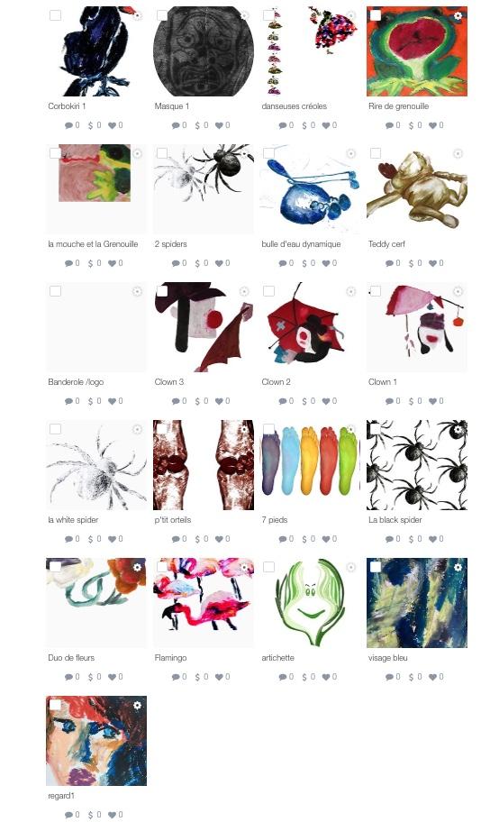 Catalogue RDBUBBLE